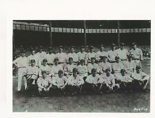 1923 NEW YORK YANKEES TEAM PICTURE including Babe Ruth - 8 X 10 PHOTO