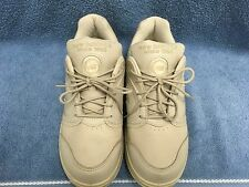 New Balance 812 Women's Leather Walking Shoes Sz US 9 1/2 M (B)  Beige WW812BE