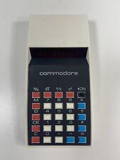 Vintage RARE Commodore Calculator Model 889D