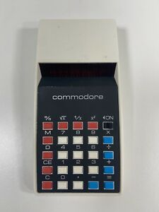 Vintage RARE Commodore Calculator Model 889D