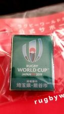 2019 Rugby World Cup JAPAN pin badge