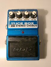Vintage DOD Ice Box FX64 Guitar Stereo Chorus Effects Pedal