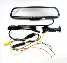 4.3 Inch Car Front View Image Camera TFT LCD Mirror Monitor Universal