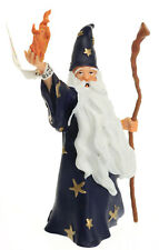 """Papo Medieval Arthurian Legend MERLIN THE MAGICIAN 3.5"""" Figurine 1999 #39005"""