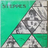 THE STEPPES s/t MINI LP Psychedelic/Garage – Signed by Guitarist Tim Gilman