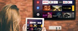 Code de recharge de 1 an pour application sur box android et smart tv