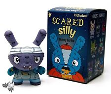 "Lunch Hour  - Kidrobot Scared Silly Dunny Series by The Bots 3"" New"
