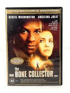 The Bone Collector (DVD, 1999) Denzel Washington Collector's Edition R4