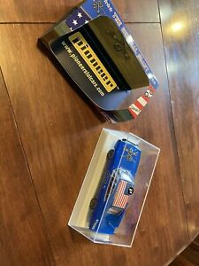 Pioneer General Grant Blue Hemi Charger Lee Suit Scalextric 1/32