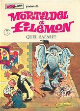 F. Ibanez – Mortadel et Filemon « Quel Safari !!! » T. 3