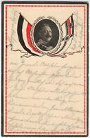1916 Postkarte mit K.D. Feld-Post-Exped. 18. Inf.-Div. 2642 orig. gelaufen RARE