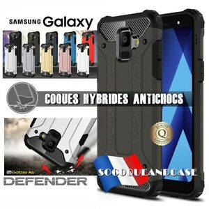 Case Cover Shockproof Defender Shockproof Cover Samsung Galaxy A6, A6 +2018