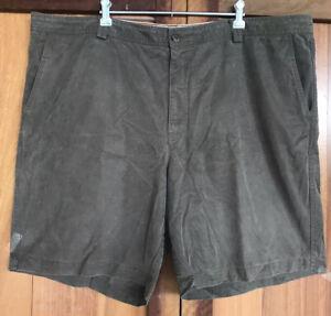 Men's Tommy Bahama Green Khaki Casual Shorts Size 44