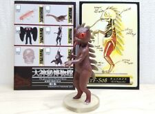 Medicom The Great Mystery Museum Collection Chupacabra BROWN Figure