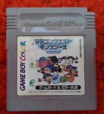 Nintendo Game Boy. Dragon Warrior Monsters. DMG-ADQJ