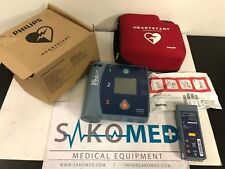 PHILIPS Heart Start FR2+ (NEW) with Carry case, NEW Adult pad and NEW Battery