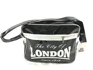 LONDON MESSENGER BAG - GREAT BRITISH SOUVENIR SHOULDER BAG