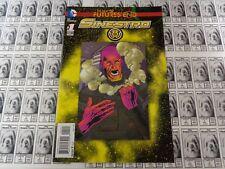 Sinestro Future's End (2014) DC - #1, 2D Variant CVR, Bunn/Lima, NM