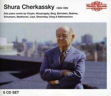 Shura Cherkassky - Solo Piano Works [New CD] Jewel Case Packaging