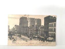 Ny Buffalo New York Main St North View 1906