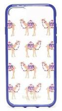Kate Spade Iphone 7/8 Comold Snap On Case Camel March Clear Multi NWT 002