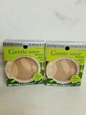2PHYSICIANS FORMULA® Gentle Wear NATURAL Bronzer ORGANIC #2159 Bronze Light Skin