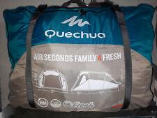 Quechua Air seconds Family 4 Fresh OutdoorZelt 4 Mann Zelt TOP ERHALTEN