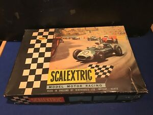 Vintage Triang Scalextric Set 50