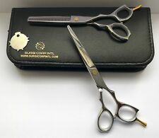 "6"" Professional Hairdressing Scissor Barber Haircutting Shear Hair Salon Convex"