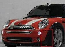 MINI NEW COOPER R50 R52 R53 (04/07-08) FRONT BUMPER OUTER PLASTIC TRIM LEFT N/S