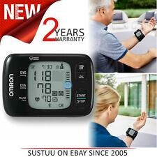 Omron Wrist Blood Pressure Monitor With Bluetooth Connectivity|HEM-6232T-E RS7|