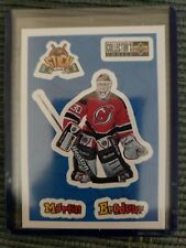 1996-97 (DEVILS) Collector's Choice Stick'Ums #S24 Martin Brodeur
