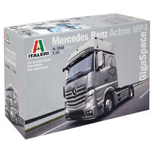 Italeri MERCEDES ACTROS MP4 GigaSpace 3905 1:24 Kit de modelo de carro