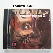 Tomita: Greatest Hits CD by Tomita CD Oct-1990 RCA Victor Red Seal Avant-Garde