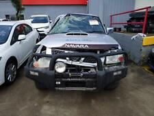 NISSAN NAVARA D22 VEHICLE WRECKING PARTS 2010 ## V000165 ##