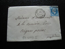 FRANCE - enveloppe 186? (cy26) french