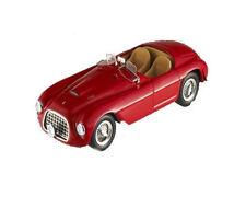 1:43 HotWheels - Elite Ferrari 166 Barchetta Red NEW IN BOX