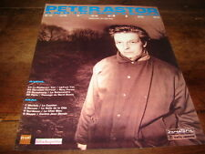 PETER ASTOR AND THE HOLY ROAD - PUBLICITE / ADVERT !!!!