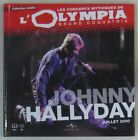Johnny Hallyday CD Concerts Olympia