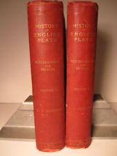 1911 HISTORY OF ENGLISH PLATE - HUGE 2 VOL SET-26LBS