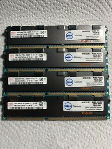 Arbeitsspeicher - DELL - DDR3-RAM 64GB PC3L-8500R ECC 4R LP - SNPGRFJCC/16G