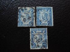 FRANCE - timbre yvert et tellier n° 209 x3 obl (A5) stamp french