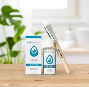 Lactic Acid 10% Gel Peel- Exfoliate, Gentle Skin Maintenance, Hydrate & Plump!