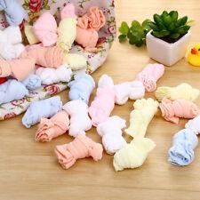 5Paar Mädchen Junge Kinder Neugeborene Baby Socken Anti Slip Bequeme Socken Pop