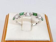 Handmade Emerald Engagement Fine Rings