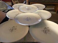 "Creative royal  elegance china 10 1/4"" plates"