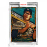 2021 TOPPS PROJECT 70 1952 #100 MICKEY MANTLE ANDREW THIELE! NY YANKEES PRESALE!