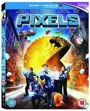 Pixels  [Region Free] [New DVD]