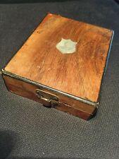 scatola orologio da taschino 1900 Pocket Watch Presentation Box.