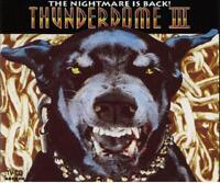 THUNDERDOME III 3 = Hooligan/Dee/Dentist/Tumor/Santana...=2CD=HARDCORE GABBER